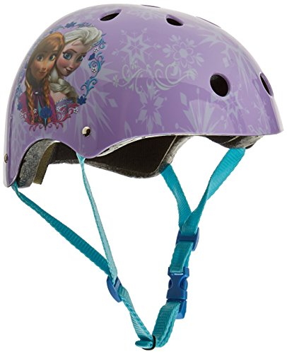 Frozen DARP-OFRO175 Casque de Protection pour Enfant Motif Disney