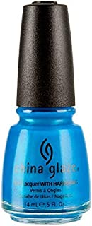 China Glaze Neon Turned Up Turquoise Nail Polish 14ml