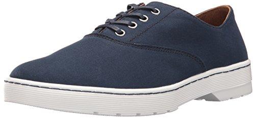 Dr. Martens , Chaussures de ville à lacets pour homme Navy / Tan - - Navy / Tan, 44 EU
