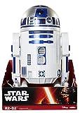 Star Wars - Figura R2-D2 de 44 cm, Color Blanco y Azul (Jakks Pacific 83577-EU-PLY)