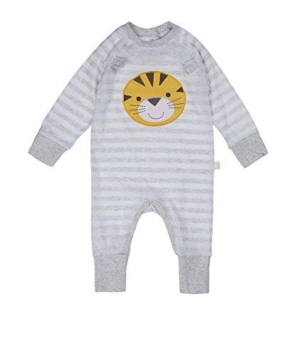 Kanz 1515903 Pyjama, Multicolore - Mehrfarbig (y/d Stripe|Multicolored 0001), 6 Mois Bébé garçon