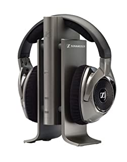 Sennheiser RS 180 Digitales Funkkopfhörersystem (110 dB) mit Aussteuerungsautomatik und Balanceregler (B002TLT10S) | Amazon price tracker / tracking, Amazon price history charts, Amazon price watches, Amazon price drop alerts
