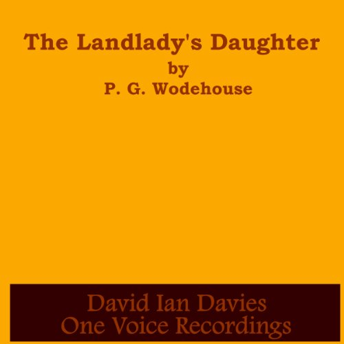 The Landlady's Daughter audiobook cover art