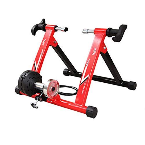WAWZNN Home Trainers Entraîneurs De Vélo D'intérieur, Résistance Variable Intérieure...