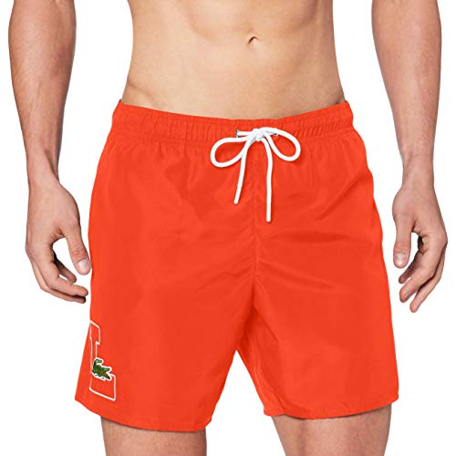 Lacoste Herren Mh6444 Badehose, GLAIEUL, S