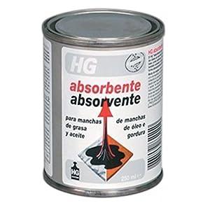 HG Absorbente de Manchas de Grasa y Aceite – 250 ml