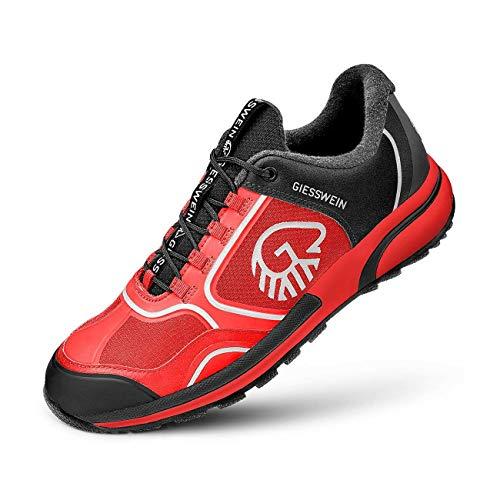 GIESSWEIN Sport-Schuh Wool Cross X Women - rutschfeste Damen Outdoor-Schuhe aus Merinowolle, Atmungsaktive Trekking-Schuhe mit Micro-Grip Sohle