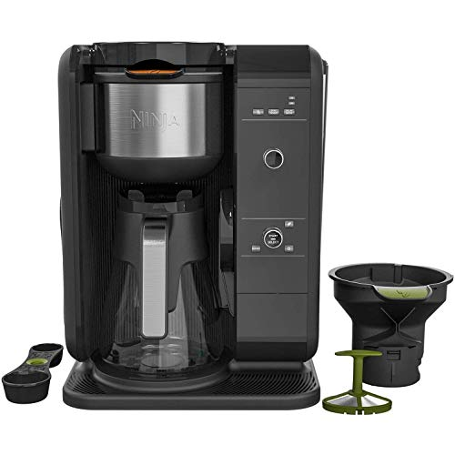 Ninja Maker594 Coffee Maker, 18.1 x 16.2 x 11, Black