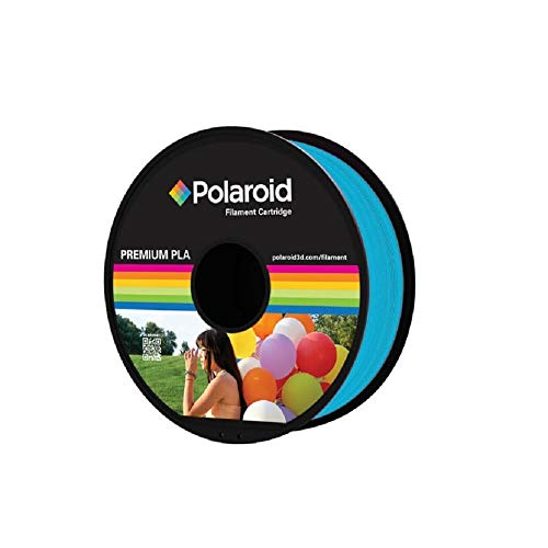 Polaroid Filamento Universal PLA 1Kg AzulClaro (POLPL-8018-00)