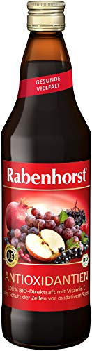 Rabenhorst Antioxidantien Bio, 6er Pack (6 x 700 ml)