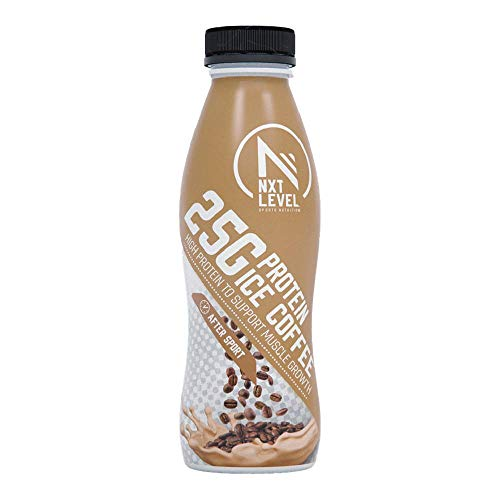 NXT Level Batido De Proteína - Café Helado 330 ml