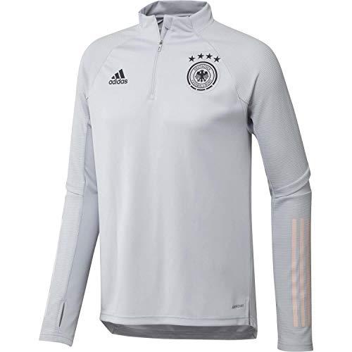 adidas Herren Sweatshirt DFB TR TOP, Gricla, L, FS7043