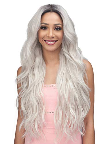 Lace Front Wig - Wigs For Women - MLF332 VALERIA - by Bobbi Boss Wigs (613)