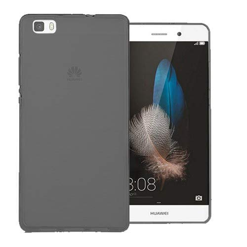 Mb Accesorios Funda Carcasa Gel Negra para Huawei P8 Lite