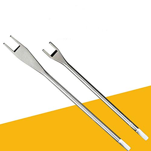 YINGDATETUI Reparatur-Werkzeug für Klavier 2ST Piano Tuning-Reparatur-Werkzeuge Einstellen des linken und rechten Winkel des Stütz Holz