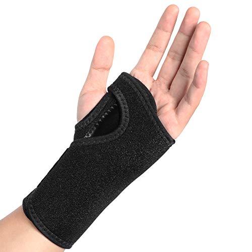Handgelenk Bandagen Schienen, Atmungsaktive Karpaltunnelsyndrom Handgelenk Support Kompressionsband für Karpaltunnel, Arthritis, Sehnenentzündung,Karpaltunnelschiene zur Schmerzlinderung,Linke Hand