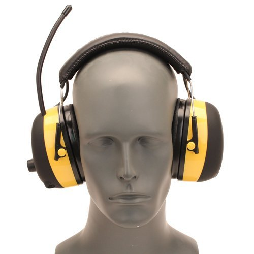 Peltor Worktunes Digital Am Fm Mp3 Radio Headphones Hearing Protection Ear Muffs by Peltor (Packaged and distributed by 3M)