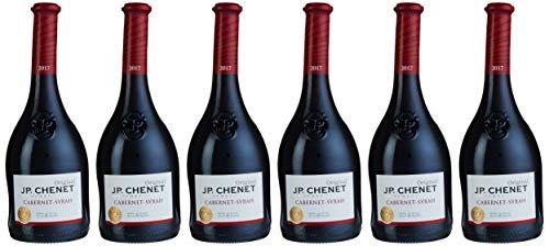 JP Chenet Cabernet Syrah Cuvée Trocken (6 x 0.75 l)