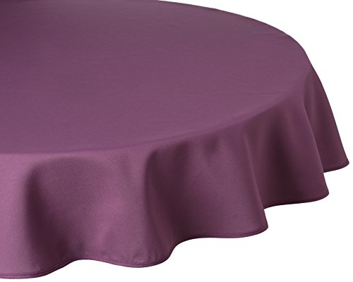 Today Nappe Ronde 180 Figue Nappe Ronde 180 Polyester 180 x 180 cm