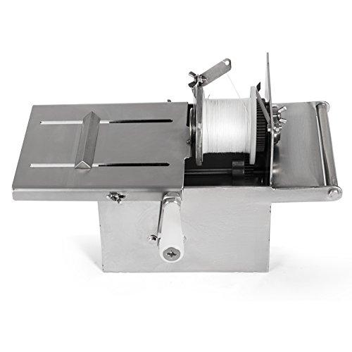 Anhon Máquina para Atar y Anudar Salchichas 10-42MM Maquina