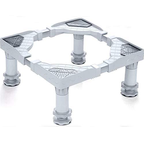 Tbagem-Yjr Einstellbare Haushaltsgeräte-Multifunktionsbasis, Ständerhalterung Mit 4 Leistungsstarken Füßen (Size : B)