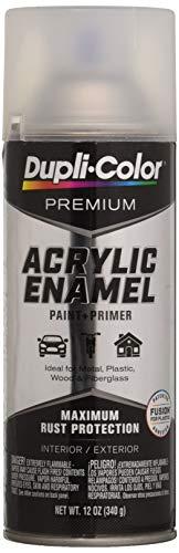 EPAE11500 Dupli-Color Matte Clear Premium Acrylic Enamel Spray Paint 12 oz $4.93
