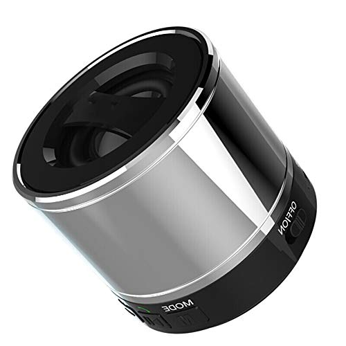 Byx- Bluetooth-luidspreker audio - kleine A7-titanium-zwart Smart mini draagbare radio buitenshuis computer-tv draadloze subwoofer @