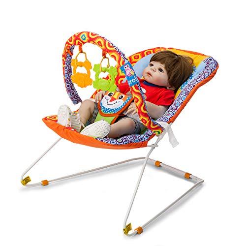 Cadeira De Descanso Musical Protek Leãozinho