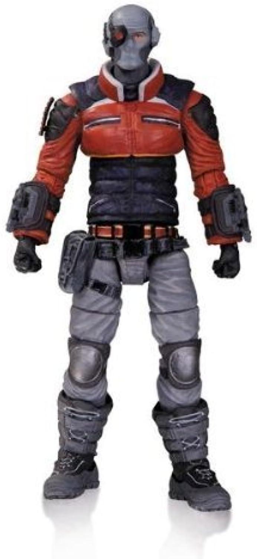 Action Figure 7-61941-31940-7 Batman Arkham Origins Series 2 Deadshot Action Figure by DC Comics by Action Figure B01GDOM6BM Die Farbe ist sehr auffällig  | Ausgezeichneter Wert