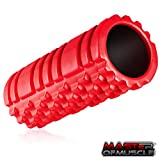Foam Roller for Sport Massage Therapy - Best Massage Tool for Deep Tissue