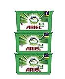 Ariel Waschmittel 3 in 1 Pods - Original (3x43) - 129 Waschladungen