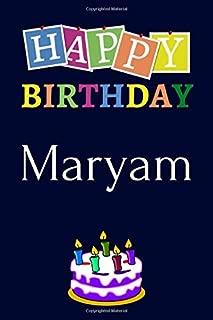 Best happy birthday maryam Reviews