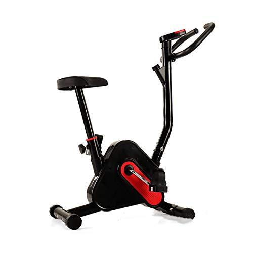 RXDRO Bicicleta De Ejercicios con Pantalla LCD Nivel De Resi
