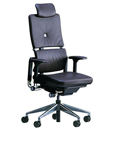 Leder-Chefsessel Please Executive Chair von Steelcase