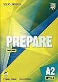 Prepare Level 3 Workbook with Audio Download 2nd Edition (Cambridge English Prepare!)