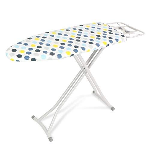 KangJZ-Tables Sterke Oversized Strijkplank, Kleding Studio Strijkplank Stabiel Antislip Strijkplank, Kunststof paneel Totale Afmetingen: 135 * 33CM Handige opslag