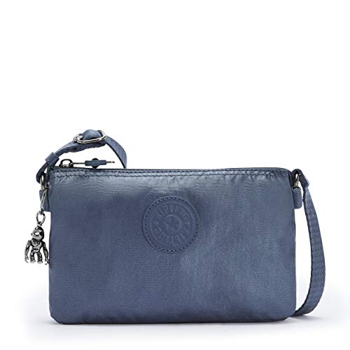Kipling Women's CREATIVITY XB Crossbody, Midnight Frost, 2.5x14x20.5 cm