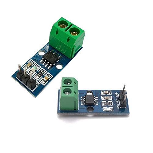 Hall Current Sensor Module ACS712 Module 20A Hall Current Sensor Module 20A ACS712 Oc127 20