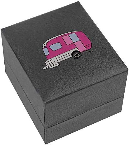 Roze Caravan Verlovingsring Box RB00007299