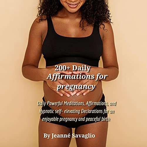 200+ Daily Affirmations for Pregnancy cover art