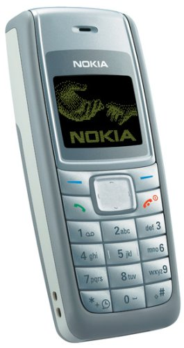 Nokia 1110i Light Grey Handy