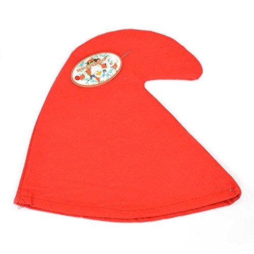Gifts 4 All Occasions Limited SHATCHI-1069 Roter Zwerg Schlumpf Hut Kostüm Zubehör für Weihnachten
