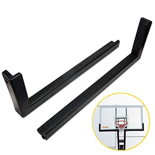ProSlam Upgrade Weatherproof Pro-Style Basketball Backboard Padding,Fits All 60