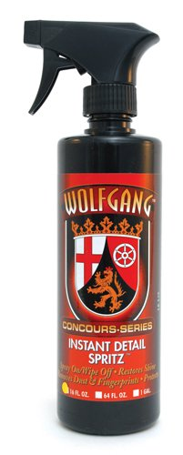 Wolfgang Concours Series WG-4500 Instant Detail Spritz, 16 fl. oz.