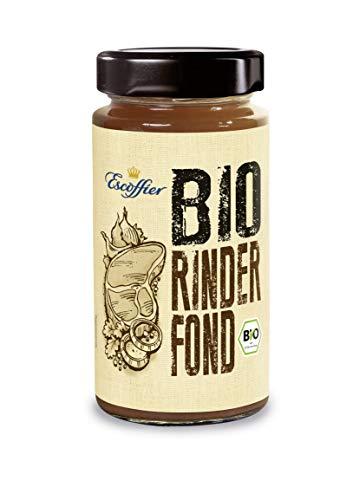 Escoffier Bio Rinder-Fond, 3er Pack (3 x 400 g), 1173406