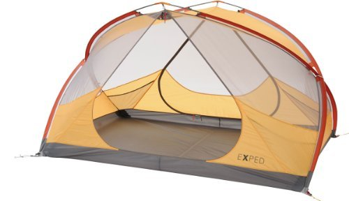 Exped Gemini III dome tent green green by Exped