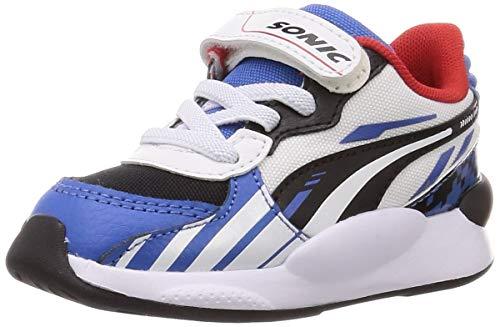Puma Unisex-Kinder Sega Rs 9.8 Sonic Ac Inf Sneaker, Blau (Palace Blue White 01), 23 EU