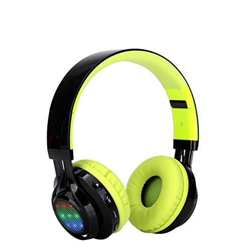 XHN Stereo Gaming Headset - con micrófono, cancelación de Ruido con Control de Volumen para Xbox 1 S Playstation 4 Laptop, PC, Mac, iPad-1
