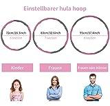 Immagine 1 newlemo hoola hoop per adulti