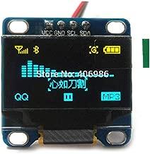 Techtonics 0.96 inch OLED module Yellow-Blue 128X64 OLED LCD LED Display Module